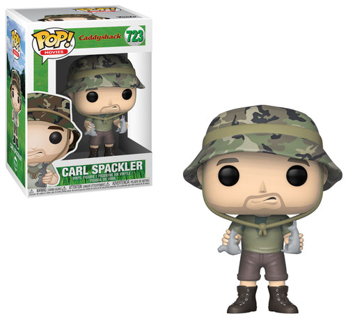 Funko Caddyshack POP! Movies Carl Spackler Vinyl Figure #723