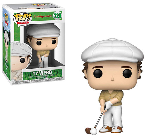 Funko Caddyshack POP! Movies Ty Webb Vinyl Figure #720 [Regular Version, No Blind Fold]