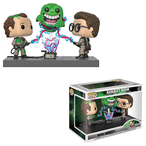 Funko Ghostbusters POP! Movies Banquet Room Vinyl Figure #730