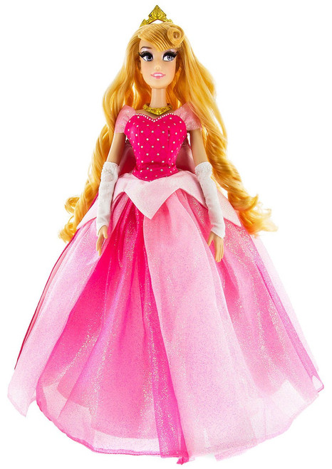 Disney Princess Sleeping Beauty Diamond Castle Collection Aurora Exclusive 20 1/2-Inch Doll