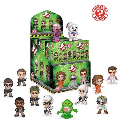 Funko Mystery Minis Ghostbusters Mystery Box [12 Packs]