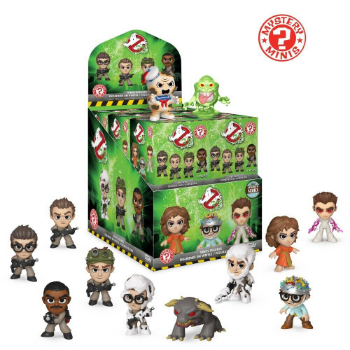 Funko Mystery Minis Ghostbusters Mystery Box [Specialty Series, 12 Packs]