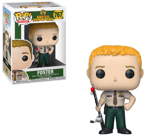 Funko Super Troopers POP! Movies Foster Vinyl Figure