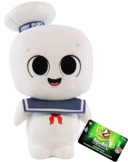 Funko Ghostbusters Stay Puft 5-Inch Super Cute Plushie