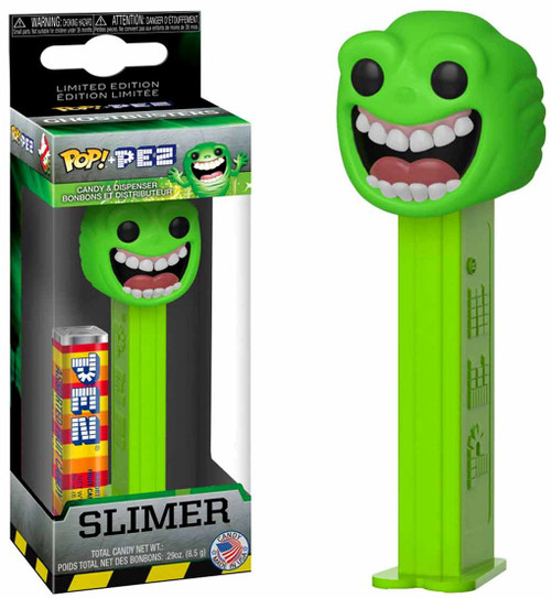 Funko Ghostbusters POP! PEZ Slimer Candy Dispenser