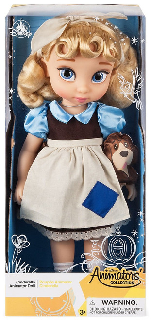 Disney Princess Animators' Collection Cinderella Exclusive 16-Inch Doll [2019]