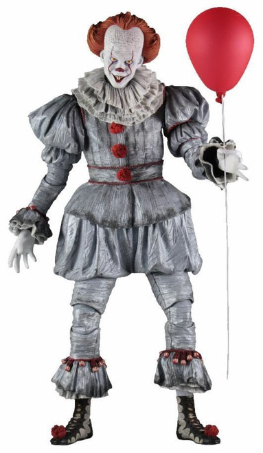 NECA IT Movie (2017) Quarter Scale Pennywise Action Figure [2017 Movie]