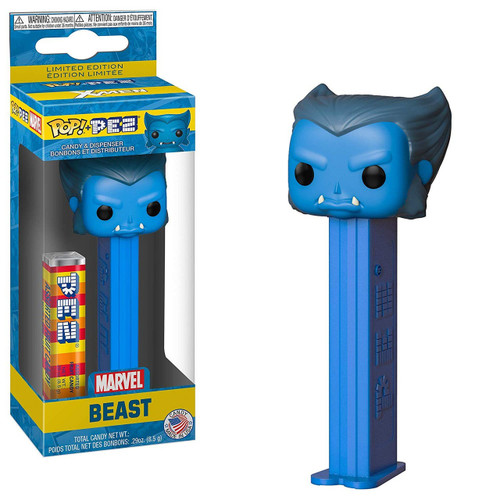 Funko Marvel POP! PEZ Beast Candy Dispenser