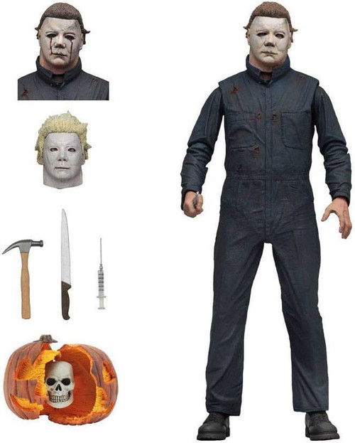 NECA Halloween 2 Michael Myers Action Figure [Ultimate Version]