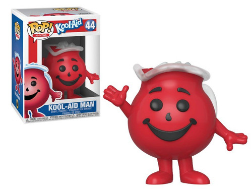 Funko POP! Ad Icons Kool-Aid Man Vinyl Figure #44