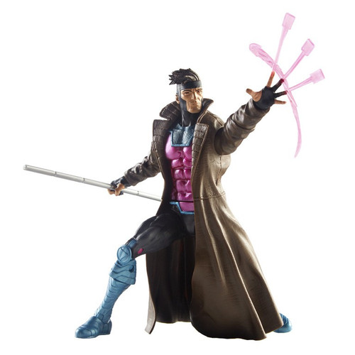 X-Men Marvel Legends Caliban Series Gambit Action Figure