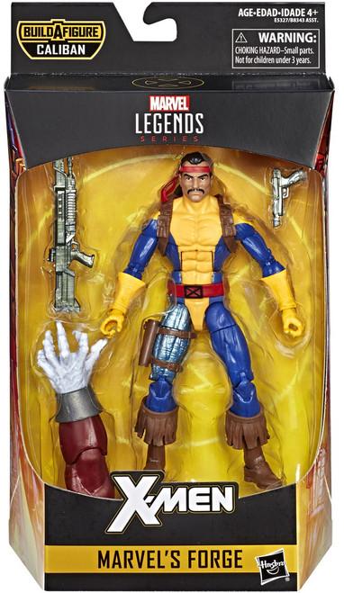 X-Men Marvel Legends Caliban Series Forge Action Figure
