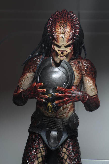 NECA 2018 Movie Fugitive Predator Action Figure [Ultimate Version, Lab Escape]
