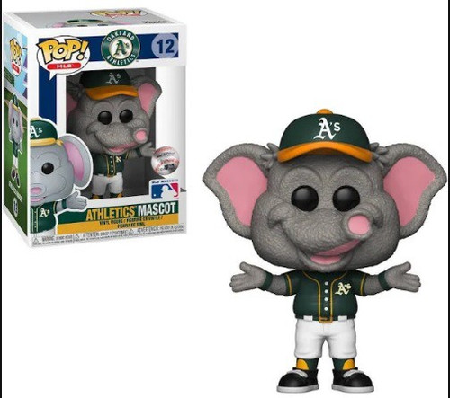 Funko MLB Oakland A's POP! Sports Baseball Stomper Vinyl Figure #12 [Mascot]