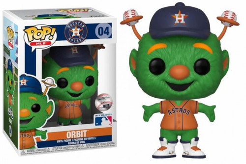 Funko MLB Houston Astros POP! Sports Baseball Orbit Vinyl Figure [Mascot]