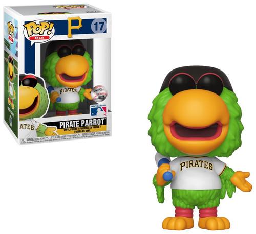 Funko MLB Pittsburgh Pirates POP! Sports Baseball Pirate Parrot Vinyl Figure [Mascot]