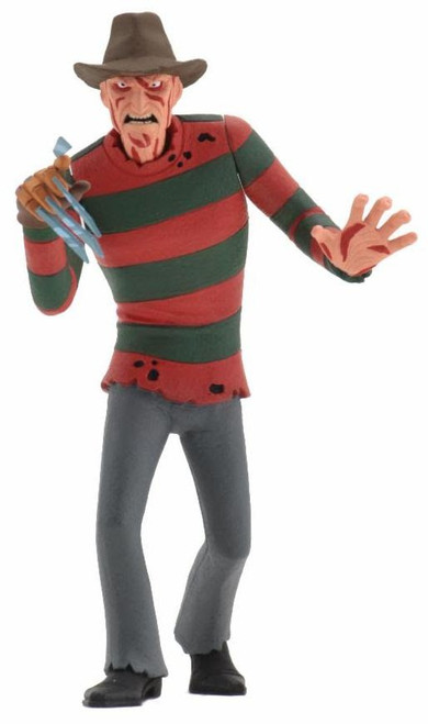 NECA Nightmare on Elm Street Toony Terrors Series 1 Freddy Krueger Action Figure