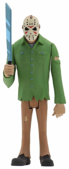 NECA Friday the 13th Toony Terrors Series 1 Jason Voorhees Action Figure