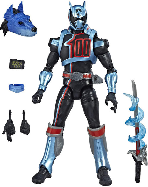 Power Rangers S.P.D. Lightning Collection Shadow Ranger Action Figure