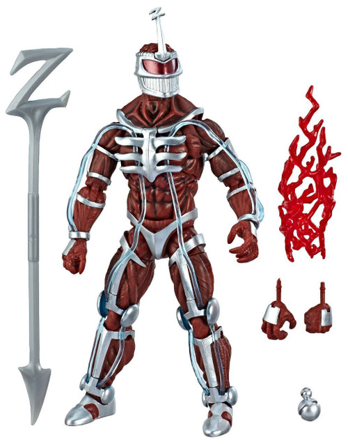 Power Rangers Mighty Morphin Lightning Collection Lord Zedd Action Figure