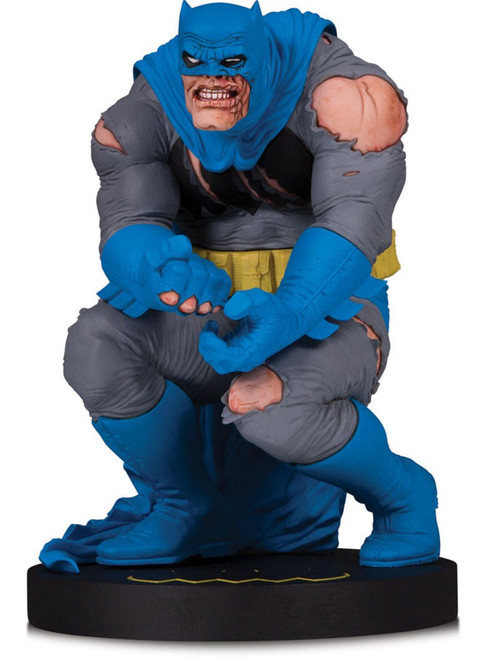 DC Designer Series Black Label Batman 12-Inch Collectible Statue [Frank Miller]