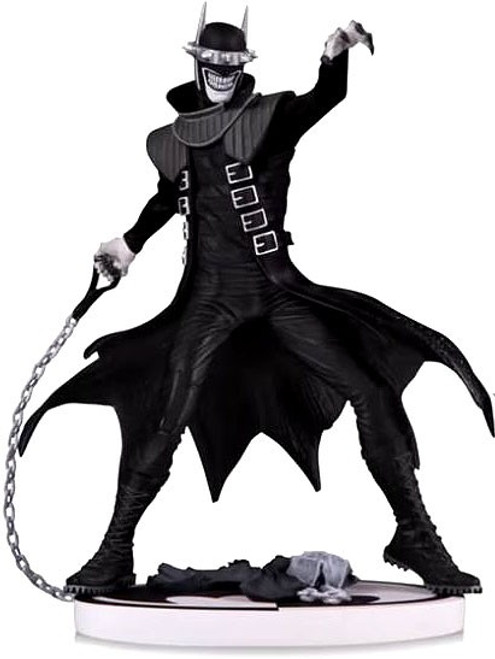 Black & White The Batman Who Laughs 7-Inch Statue [Greg Capullo, 2nd Edition]
