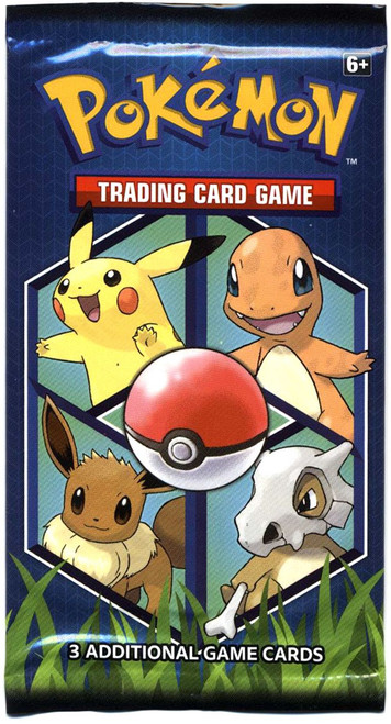 Pokemon Trading Card Game 2019 General Mills Cereal Promo Booster Pack [3 Cards]