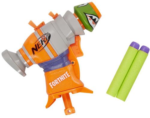 NERF Fortnite Micro Shots Micro RL Dart Blaster Toy