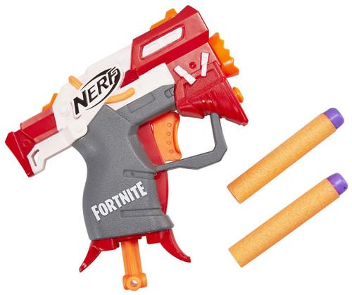 NERF Fortnite Micro Shots Micro TS Dart Blaster Toy