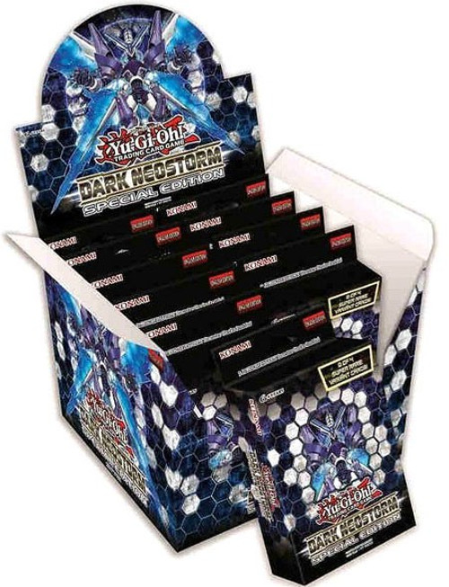 YuGiOh Trading Card Game Dark Neostorm Special Edition DISPLAY Box [10 Units]