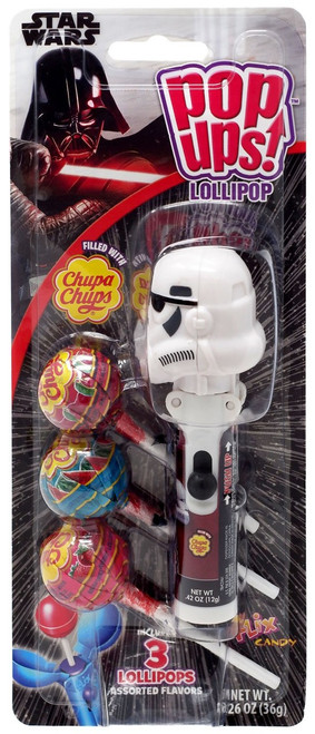 Star Wars Pop Ups! Lollipop Stormtrooper