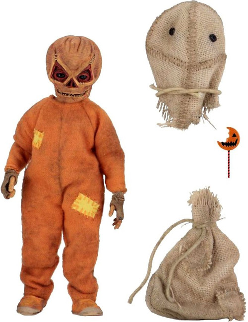 NECA Trick 'r Treat Sam Clothed Action Figure