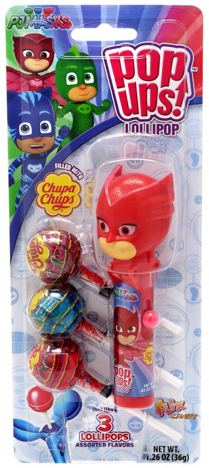 Disney Junior PJ Masks Pop Ups! Lollipop Owlette