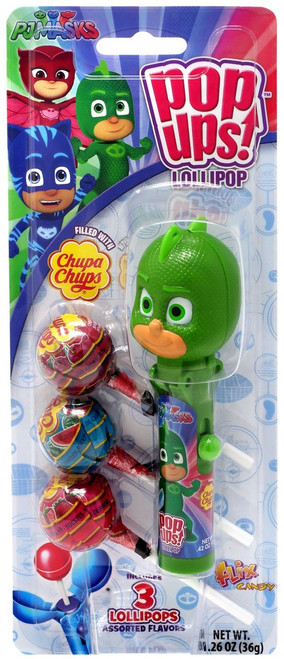 Disney Junior PJ Masks Pop Ups! Lollipop Gekko