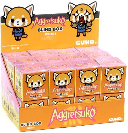 Aggretsuko Mystery Box [24 Packs]