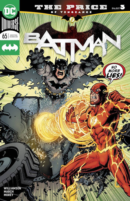 DC Batman #65 Comic Book