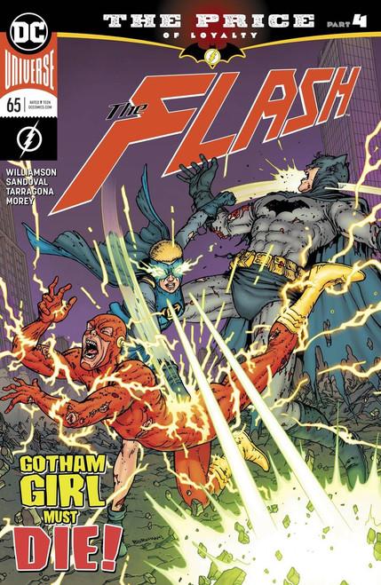 DC The Flash #65 Comic Book
