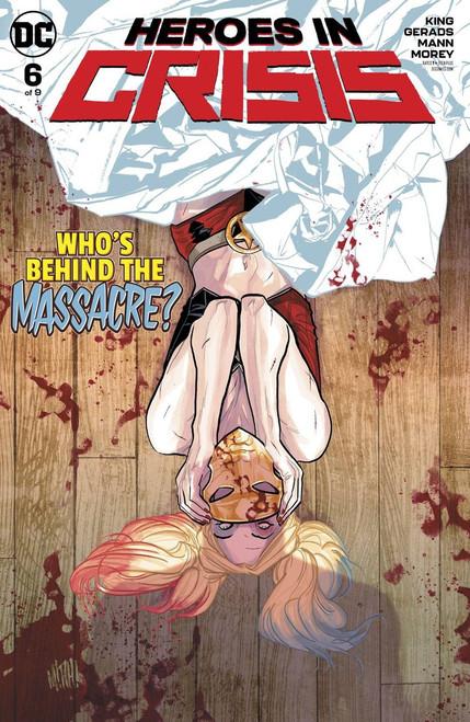DC Heroes In Crisis #6 of 9 Comic Book