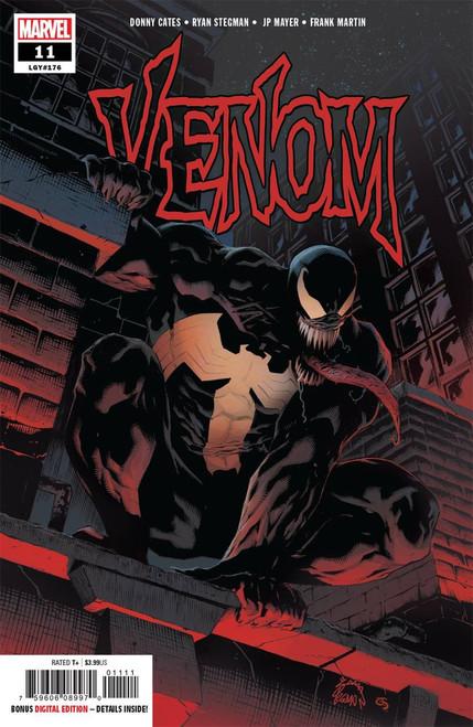 Marvel Comics Venom #11 Comic Book
