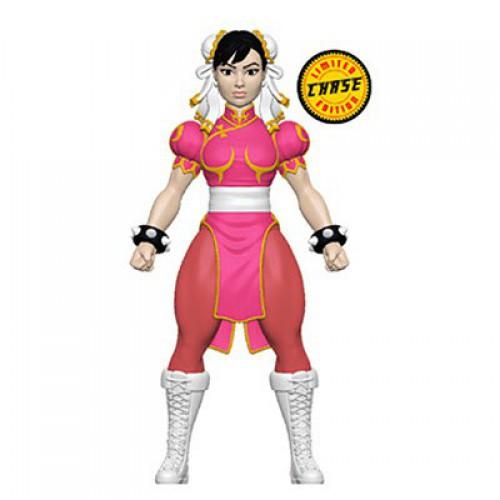 Funko Street Fighter Savage World Chun-Li Action Figure [Pink Chase Version]