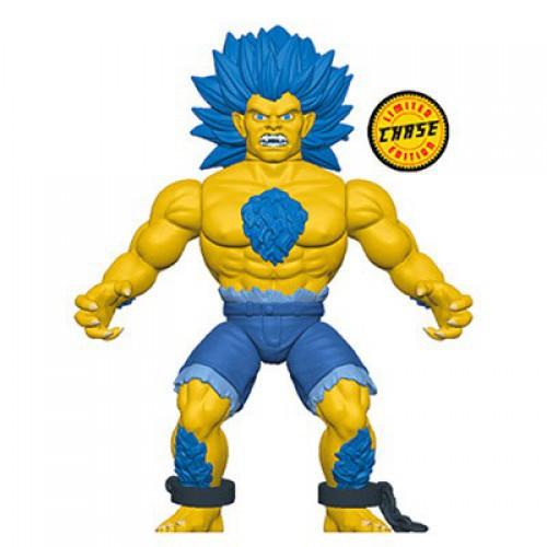 Funko Street Fighter Savage World Blanka Action Figure [Rare Chase]