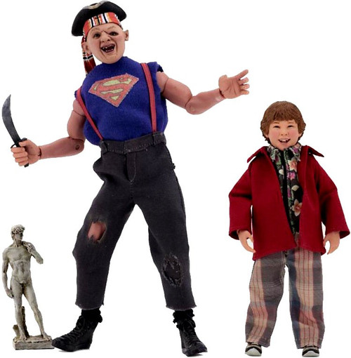 NECA Goonies Sloth & Chunk Clothed Action Figure 2-Pack