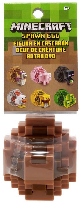 Minecraft Spawn Egg Horse Mini Figure