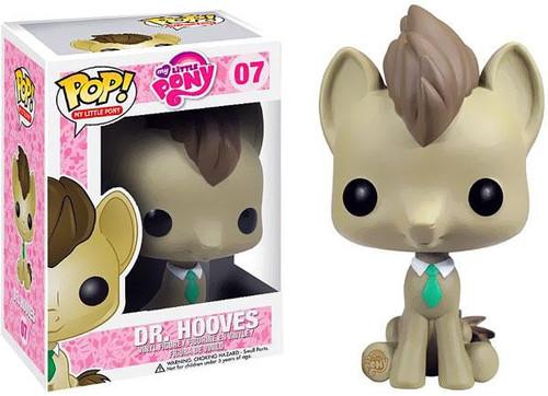 Funko POP! My Little Pony Dr. Hooves Vinyl Figure #7 [Damaged Package]
