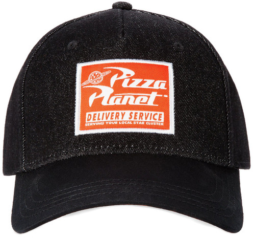 Disney Toy Story Pizza Planet Delivery Service Exclusive Baseball Cap