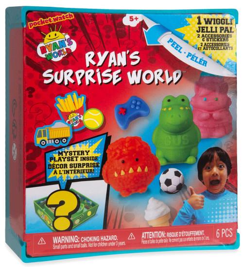 Ryan's World Ryan's Surprise World Mystery Pack