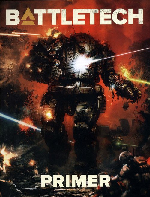 BattleTech Universe Primer Softcover Book [16-Pages]