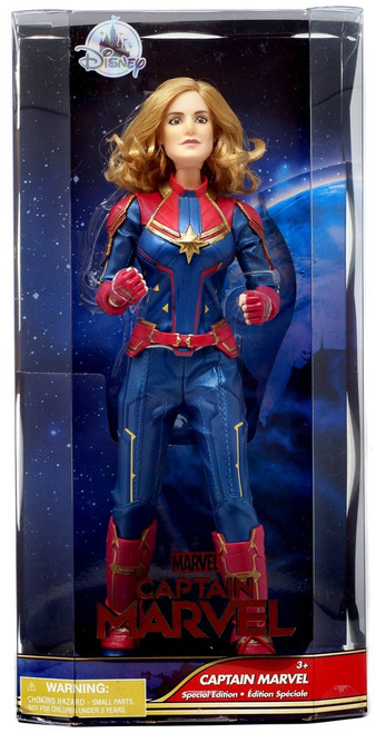 Disney Captain Marvel Exclusive Doll [Special Edition]