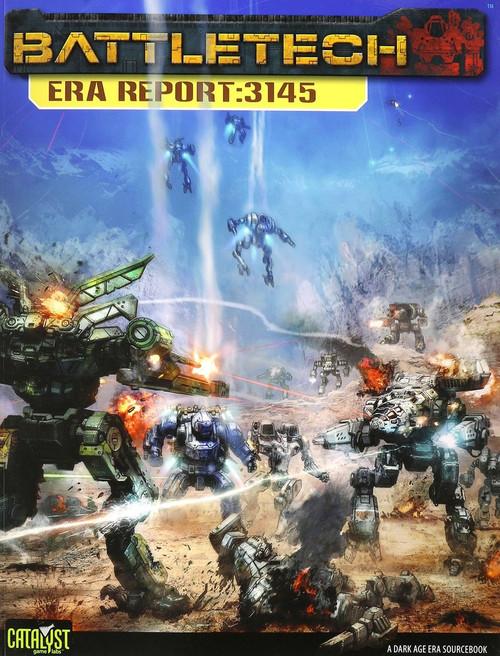 BattleTech Era Report: 3145 Board Game Accessory Book