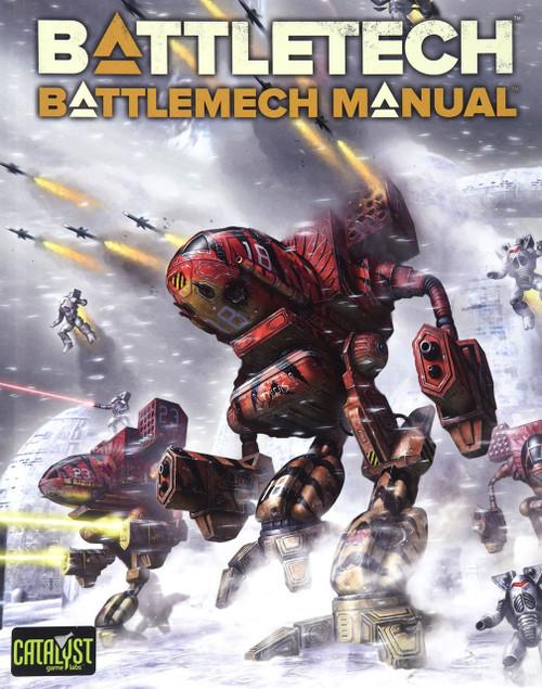 BattleTech Manual Board Game Accessory Book